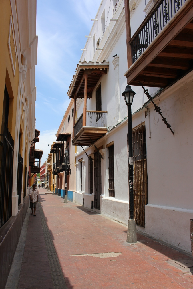 Streets of Santa Marta